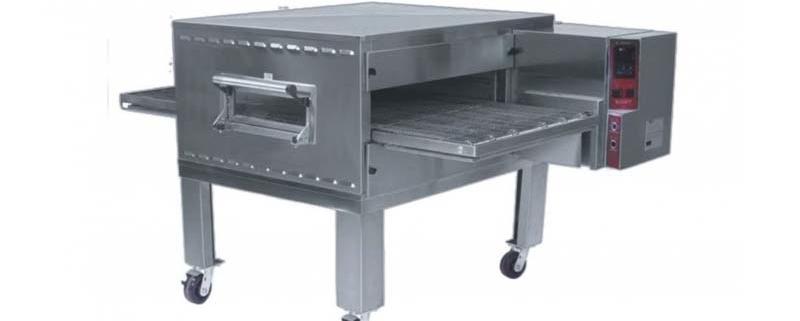 Conveyor Belt Pizza Oven