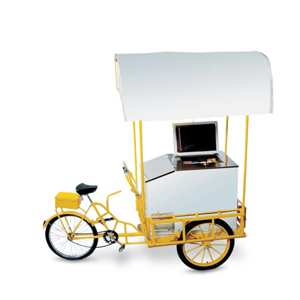 Freezers On Wheels