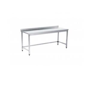 Work Table With Cross Bracing