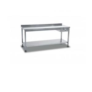 Work Table With Single Drawer/Single U/S
