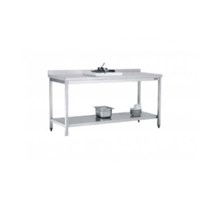 Work Table With Single U/S
