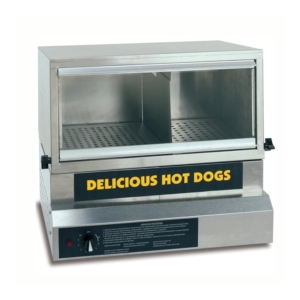 Commercial Hot Dog Steamers