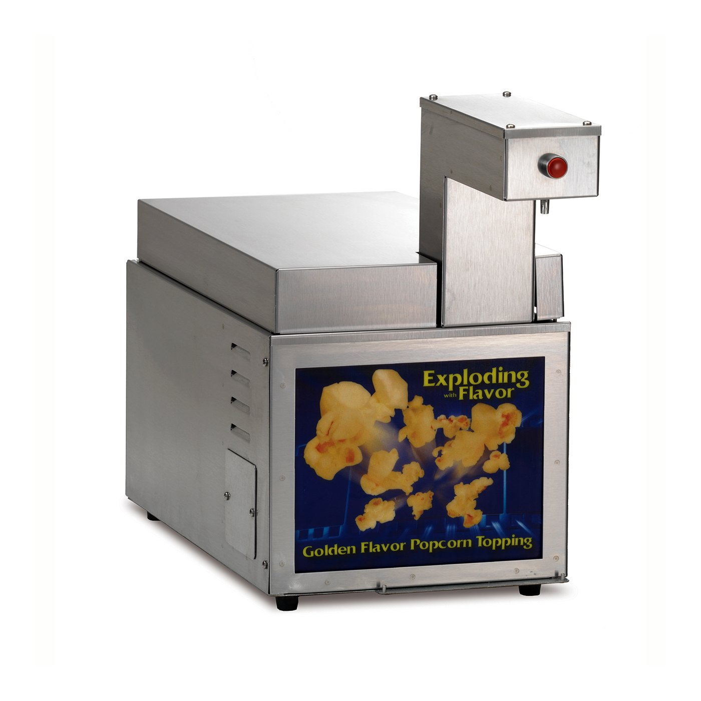 popcorn topping dispenser
