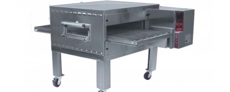 Conveyor Belt Pizza Oven