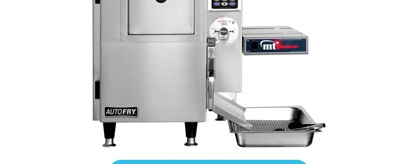 Counter Top Fryer Ventless MTI-10X