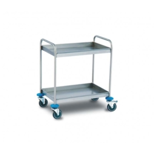 Dish Collecting Trolley