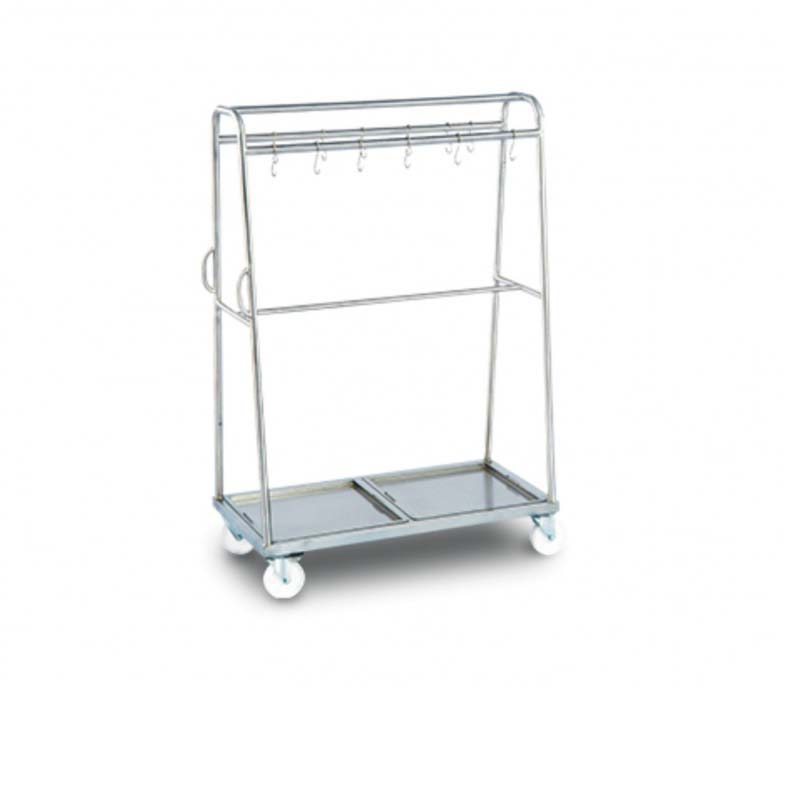 Meat Hanging Trolley