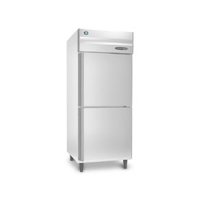 hoshizaki 2 door upright freezer