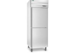 2 Door Upright Chiller and Freezer