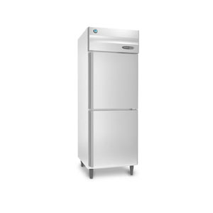 2 Door Upright Chiller and Freezer