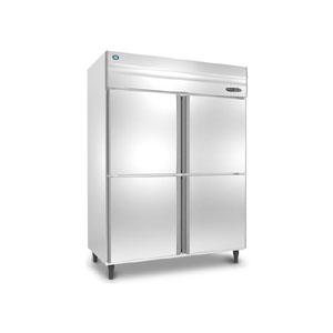 hoshizaki 4 door upright freezer