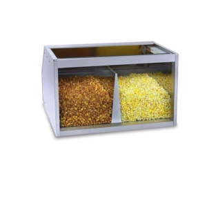 Gourmet Popcorn Staging Cabinets