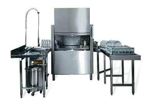 IFB Industrial Hood Type Dishwasher PRO TECH 813