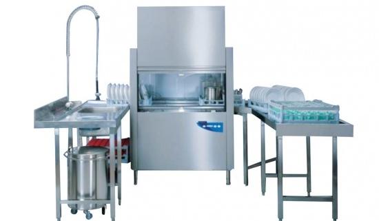 IFB - Rack Conveyor Dishwasher